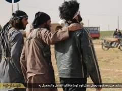 Estado Isl�mico mata a tres j�venes en Siria por actos de sodom�a