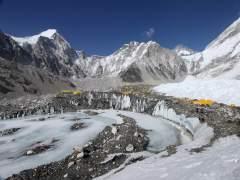 Avalanchas en el Everest