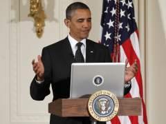 """Obama: """"El cambio clim�tico pone en riesgo la seguridad nacional"""""""