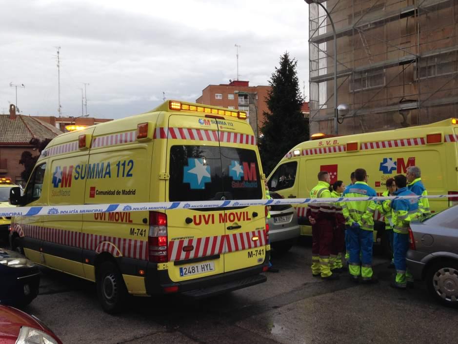 Tres personas fallecen en una vivienda de M�stoles por posible ...