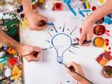 Trucos para ser más creativo en la oficina