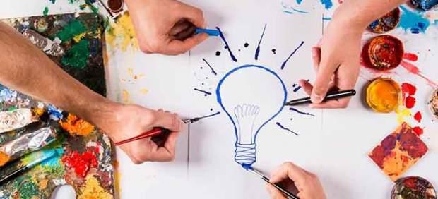 Seis trucos para ser más creativo en la oficina