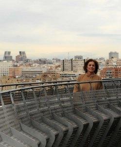 Ana Botella, en el Faro de Moncloa