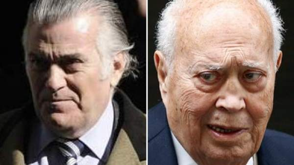 Luis Bárcenas y Álvaro Lapuerta