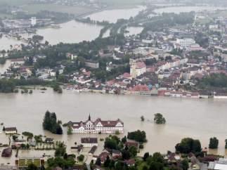 Clima extremo en Europa