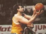 El jugador de baloncesto estadounidense Mike Phillips