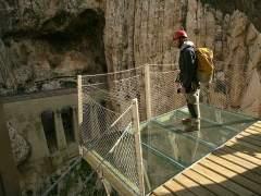 Caminito del Rey, Málaga. Siete kilómetros por el Desfiladero de los Gaitanes