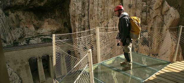 Caminito del Rey: un fascinante recorrido de vértigo