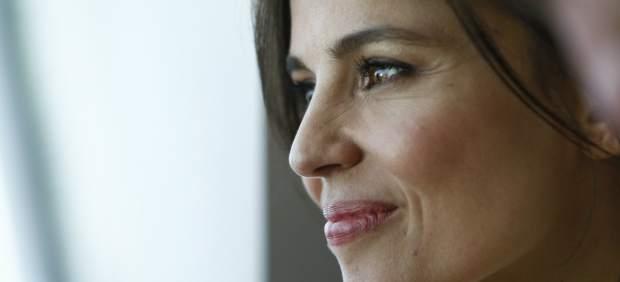 The Spanish actress Elena Anaya