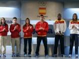 Nuevas equipaciones del equipo olímpico de España