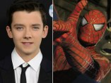Asa Butterlfield y Spiderman