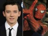 Asa Butterlfield y Spiderman