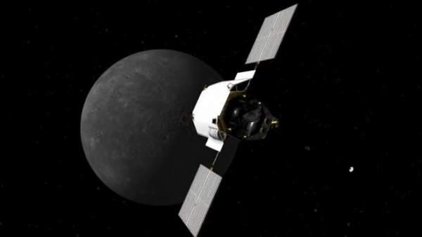 La sonda Messenger chocará este jueves contra Mercurio tras cuatro años de misión