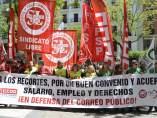 Huelga en Correos