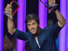 Enrique Iglesias y Nicky Jam, ganadores de Latin American Music Awards