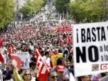 Primero de Mayo en Madrid