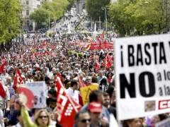 Marchas este Primero de mayo en 76 ciudades contra la pobreza salarial y la reforma laboral