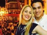 Iris Mel y José María del Nido