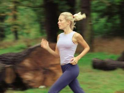 Mujer 'runner'