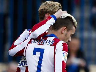 Fernando Torres y Antoine Griezmann