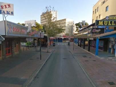 Calle de Magaluf