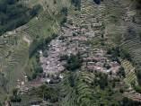 Epicentro del terremoto en Nepal