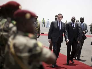 Rajoy en Mali