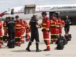 UME Y Guardia Civil en Nepal