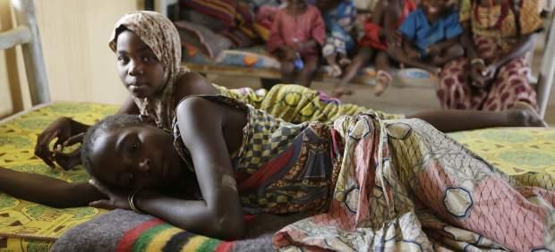 Un vídeo de Boko Haram muestra a 'niñas de Chibok' en el segundo aniversario de su secuestro