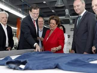 Rajoy, en Valencia