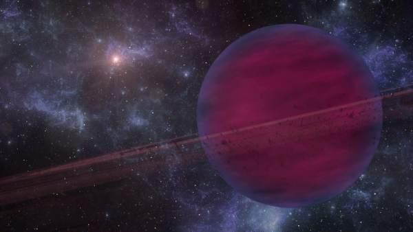 Exoplaneta VHS 1256b