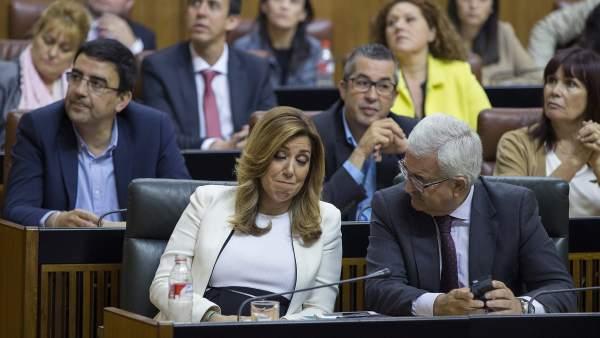 Tercera votación fallida para Díaz