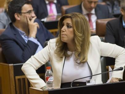 Susana D�az no logra ser investida en primera vuelta