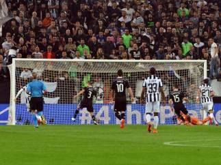 Gol de Morata al Madrid