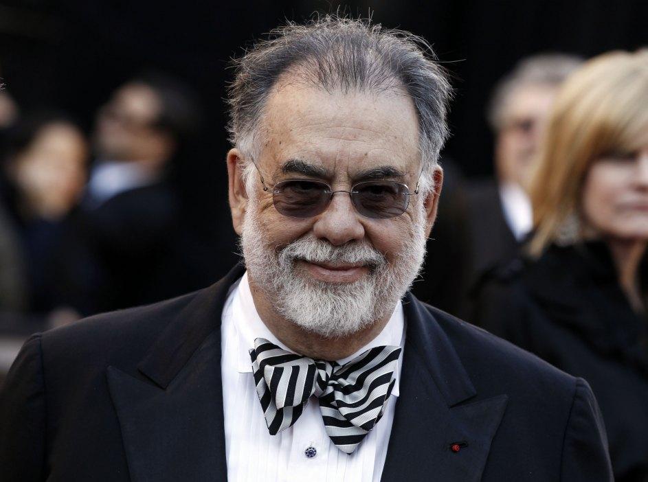 Coppola es galardonado...