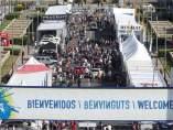 Salón internacional del automóvil Barcelona 2015