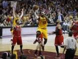 Semifinal Cavaliers-Bulls