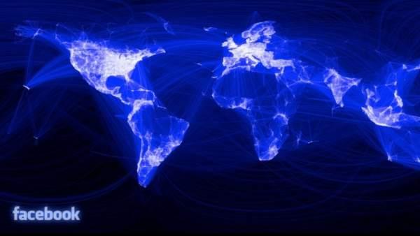 Facebook, en el mundo