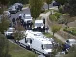 Redada antiterrorista en Melbourne