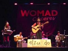 El festival WOMAD de Cáceres abre su 25ª edición