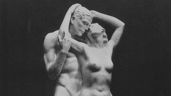 Josef Thorak (1889-1952), Zwei Menschen, 1941