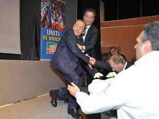 Caída de Berlusconi