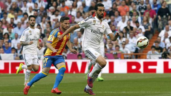 Real Madrid-Valencia