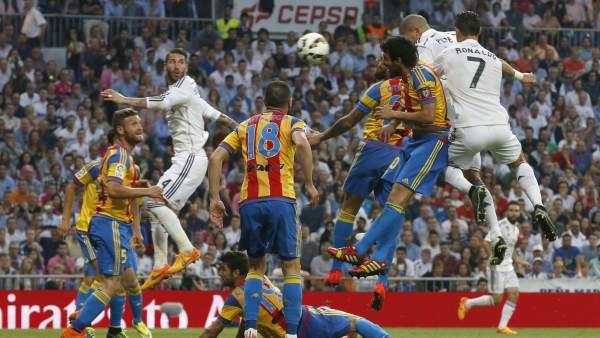 Gol de Pepe