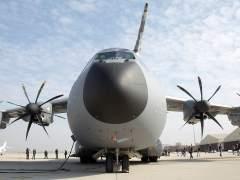 Inauguraci�n del Airbus A-400M