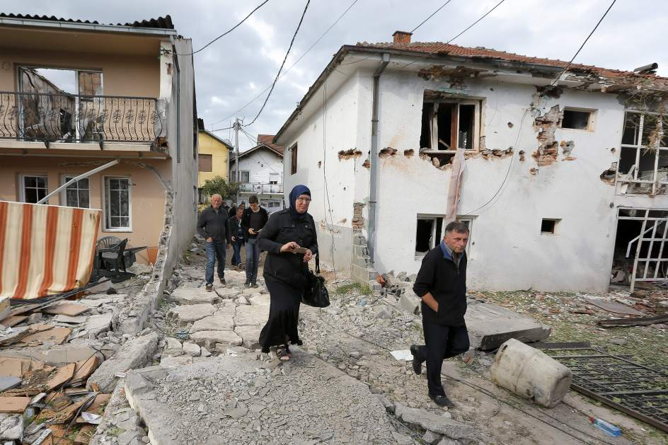 Día de luto en Macedonia