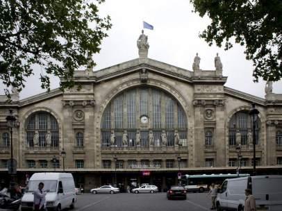 Estación del Norte de París