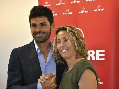 Gala León y Julián Alonso