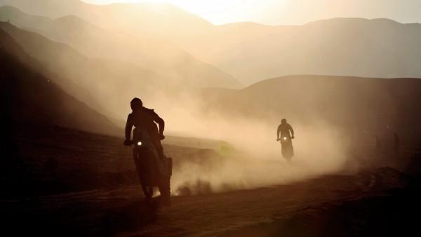 Raid Dakar en Perú