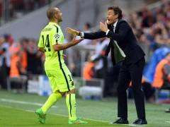 Mascherano, cuarto capit�n del FC Barcelona